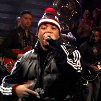 Wu-Tang Clan featuring The Roots - Six Directions of Boxing (Live on Fallon)