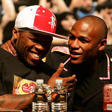 "50 Cent Leaves ""The Money Team"""