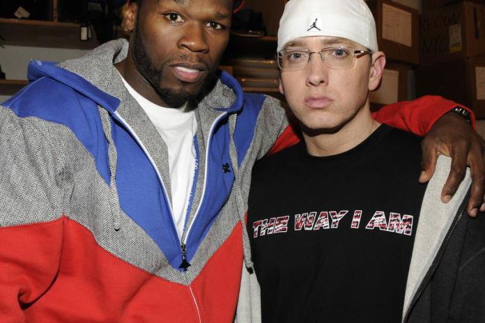 50 Cent & Eminem to Make Collaborative Album Similar to 'Watch the Throne'?