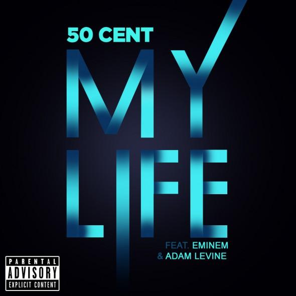 UPDATE: 50 Cent featuring Adam Levine & Eminem - My Life (Video Trailer)
