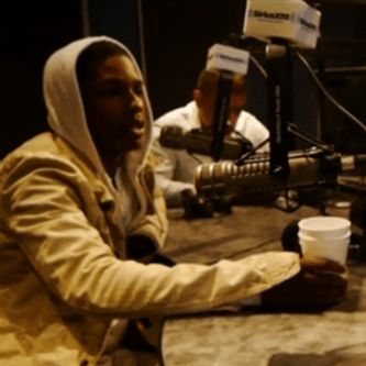 A$AP Rocky vs. DJ Drama