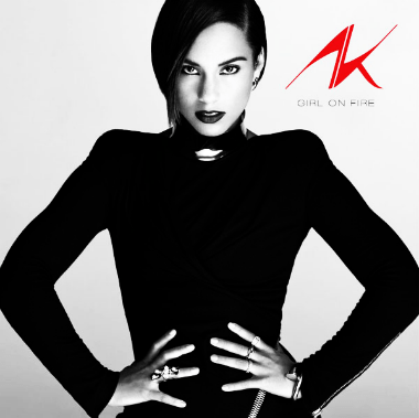 Alicia Keys featuring Maxwell – Fire We Make