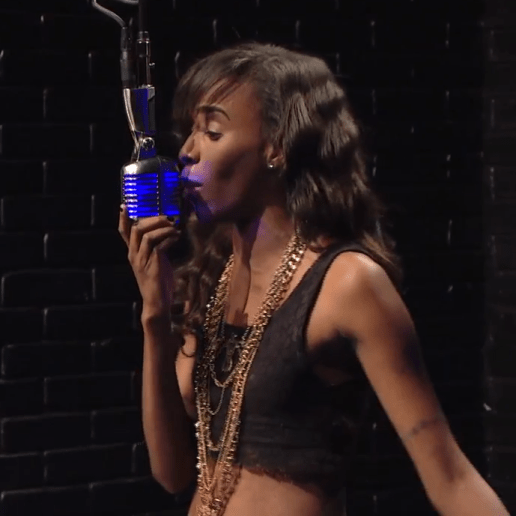 Angel Haze - The Backroom (Freestyle)