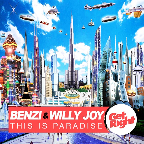 Benzi & Willy Joy featuring Marshall Masters - This Is Paradise