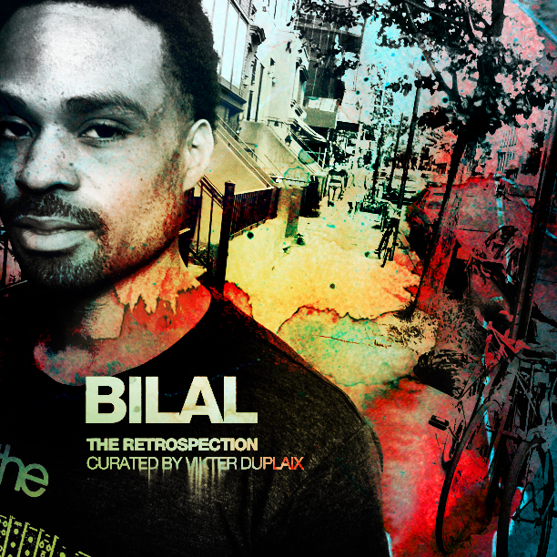 Bilal - Too High (Stevie Wonder Cover)
