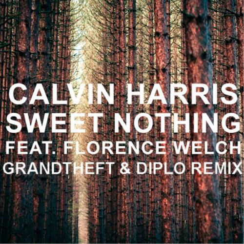 Calvin Harris featuring Florence Welch - Sweet Nothing (Grandtheft & Diplo Remix)