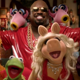 Cee Lo Green featuring The Muppets - All I Need Is Love