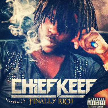 """Chief Keef - """"They Know"""" & """"Hate Being Sober"""" featuring Wiz Khalifa & 50 Cent (Preview)"""