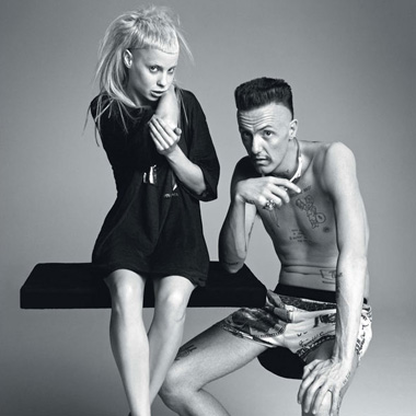 Die Antwoord - Diz Is Why I'm Hot (IICARUS Remix)