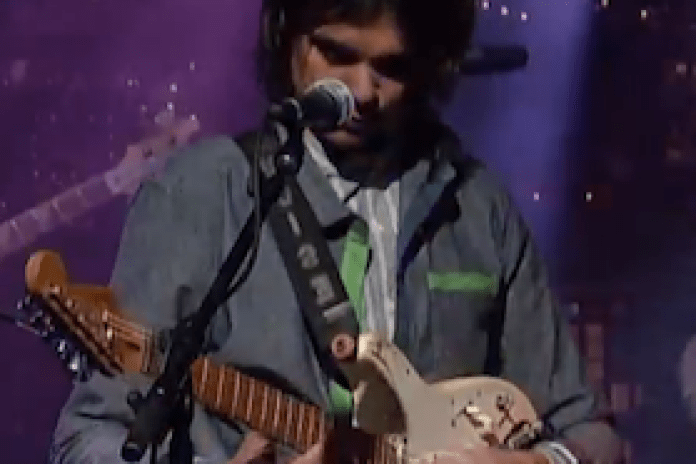 Dirty Projectors Perform on Letterman