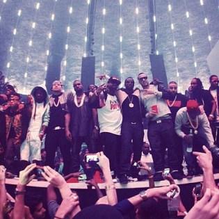 DJ Khaled's Birthday Bash at LIV