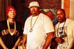 E-40 & Too $hort featuring Tyga – Slide Thru