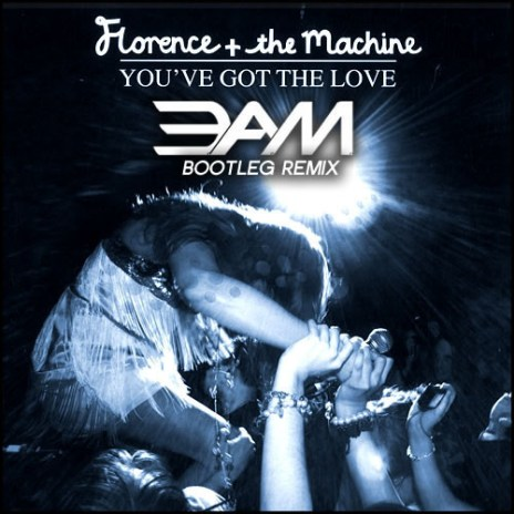 Florence + the Machine - You've Got the Love (3.A.M. Remix)