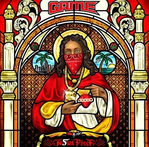 Game featuring Kanye West & Common  – Jesus Piece (Snippet)