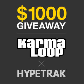 HYPETRAK x Karmaloop $1,000 Shopping Spree