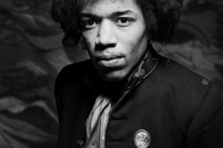Unreleased Jimi Hendrix Album Set for 2013 Release