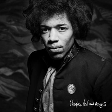 Unreleased Jimi Hendrix Album Set for 2013 Release
