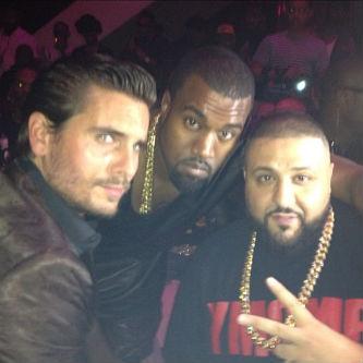 Kanye West & Lil Wayne Perform at DJ Khaled's Birthday Bash