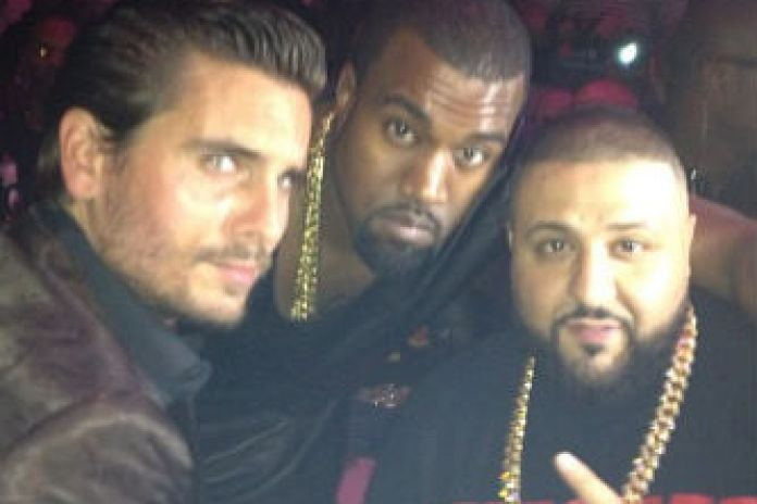 Kanye West & Lil Wayne Perform at DJ Khaled's Birthday Bash