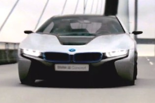 Kavinsky - Odd Look (Preview) (2013 BMWi Commercial)