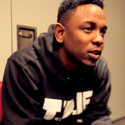 Kendrick Lamar Says He's Competitive with Jay-Z, Nas & Kanye West