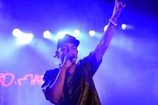 Kendrick Lamar's 'good kid, m.A.A.d city' Debuts at Number Two