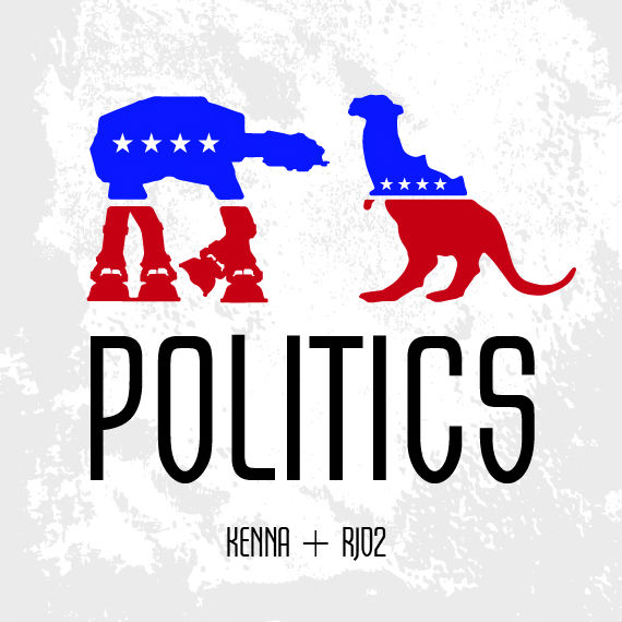 Kenna featuring RJD2 - Politics