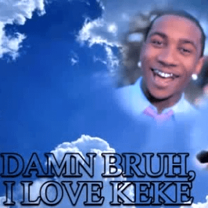 Lil B Makes Song with His Cat, KeKe