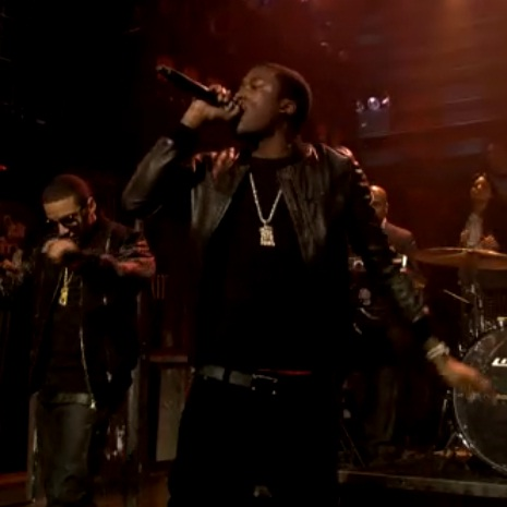 Meek Mill - Young & Gettin It (Live on Jimmy Fallon)