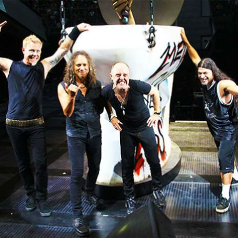 Metallica Launches Own Record Label, Blackend Recordings