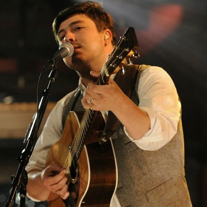Mumford & Sons Perform on Letterman