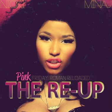Nicki Minaj featuring Ciara – I'm Legit
