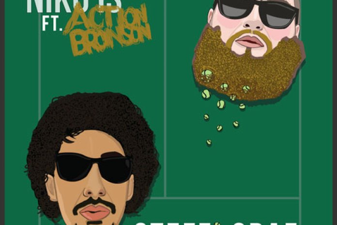 Niko Is featuring Action Bronson - Steffi Graf