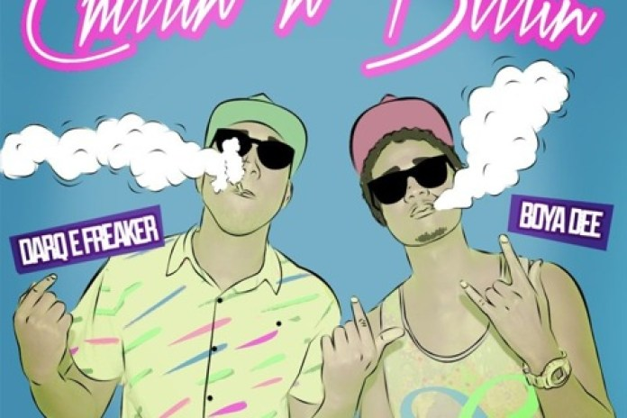 Nu Brand Flexxx featuring Darq E Freaker & Boyadee - Chillin 'N' Billin