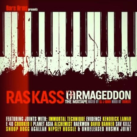 Ras Kass featuring ProVerb & Kendrick Lamar – Focus