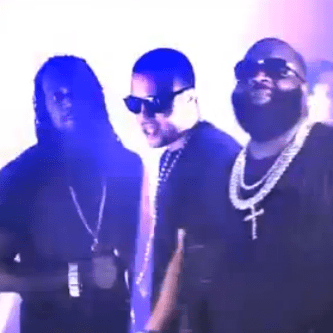 Rick Ross featuring French Montana - All Birds