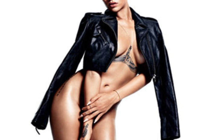 Rihanna as GQ's Obsession of the Year 2012