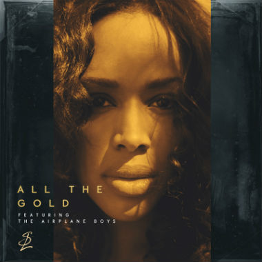 Shvona Lavette featuring The Airplane Boys - All The Gold