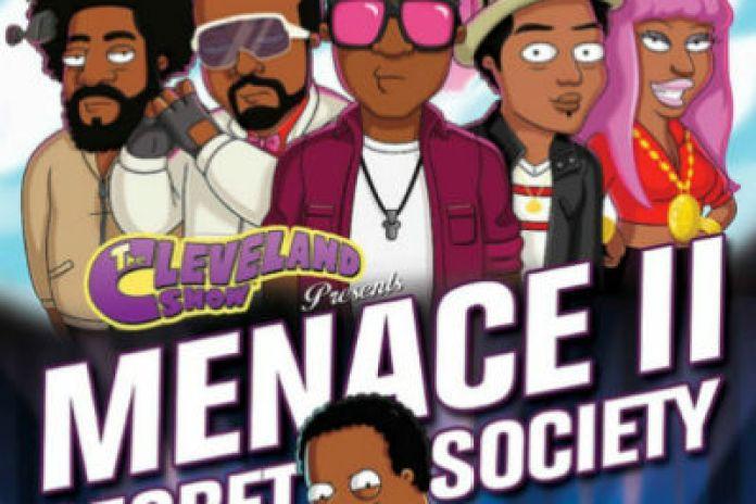 """The Cleveland Show - """"Menace II Secret Society"""" (Starring Kanye West, Nicki Minaj & More)"""