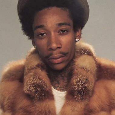 Wiz Khalifa featuring Cam'ron - The Bluff