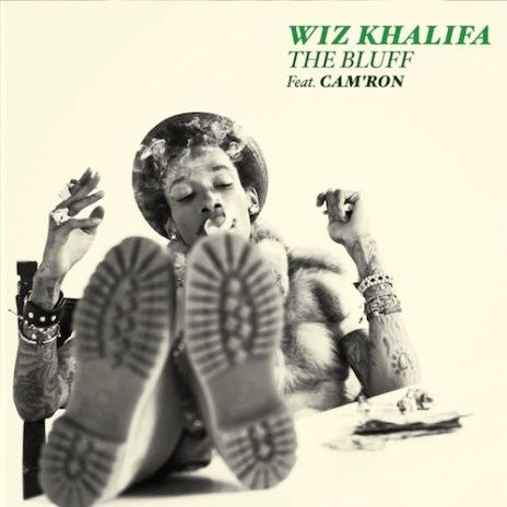 Wiz Khalifa featuring Cam'ron - The Bluff