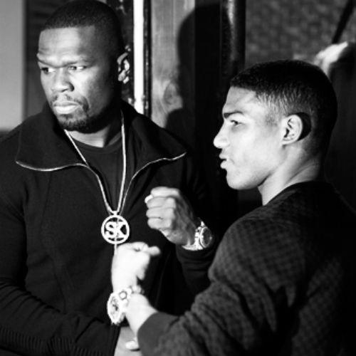 50 Cent - My Life (Live @ Gamboa vs. Farenas Fight)