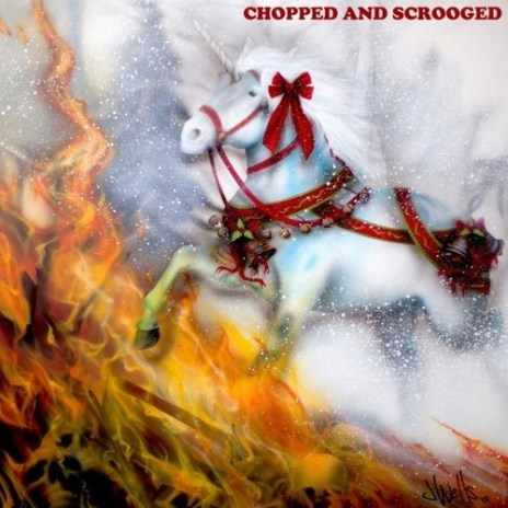Sufjan Stevens - Chopped and Scrooged (Mixtape)