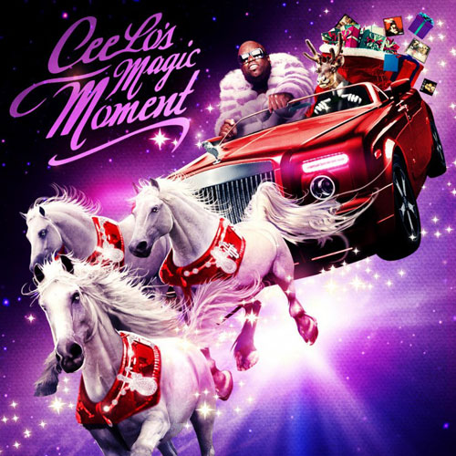 Cee Lo Green featuring Christina Aguilera – Baby It's Cold Outside