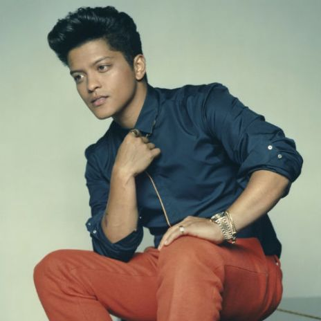First Week Sales for Bruno Mars, Game & Big Boi