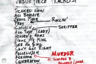 Game featuring Scarface & Kendrick Lamar - Murder