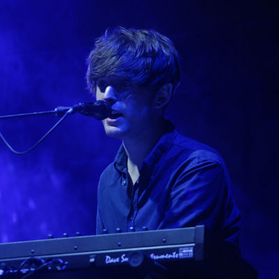 James Blake Performs Two New Songs in London