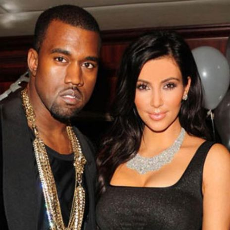 Kanye West Announces Kim Kardashian's Pregnancy