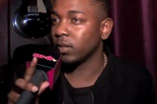 Kendrick Lamar Names His Favorite Album of 2012