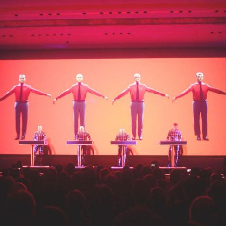 Kraftwerk to Play at Tate Modern